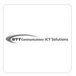 NTT ICT logo
