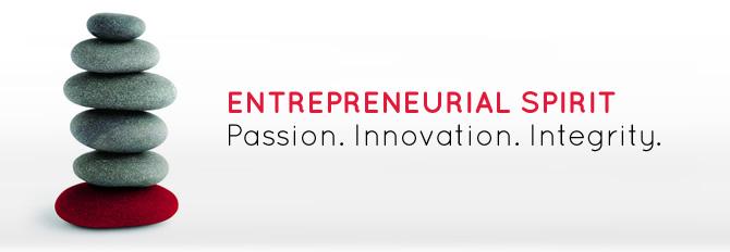 Entrepreneurial Spirit.
