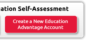 Create Education Advantage Account