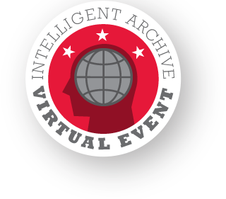 Intelligent Archive Virtual Event Logo