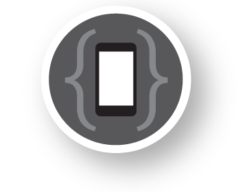 Whitepaper Mobile Icon.
