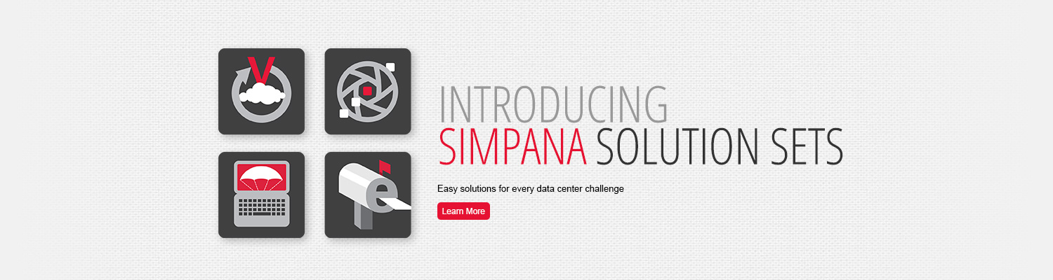 Introducing Simpana Solution Sets