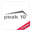 Peak 10 logo