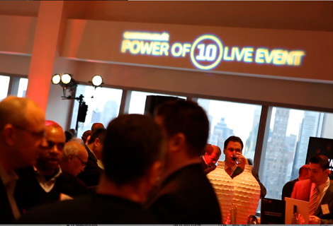 Simpana 10 Global Launch, NYC
