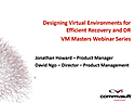 Designing Virtual Environments Webinar